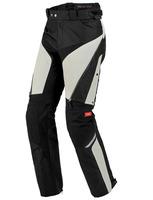 Kalhoty 4SEASON, SPIDI (světle šedé/černé)