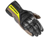 Rukavice TX PRO, SPIDI (černé/pískové/žluté fluo)
