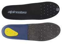 Vložky pro boty TECH 10, ALPINESTARS (šedé/modré/žluté, pár)