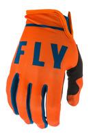 Rukavice LITE 2020, FLY RACING (oranžová/navy)