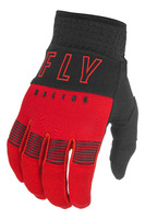 Rukavice F-16 2021, FLY RACING (červená/černá)