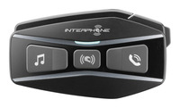 Bluetooth headset pro uzavřené a otevřené přilby Interphone U-COM16