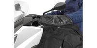 Návleky na ruce textilní, NOX/4SQUARE (černé)