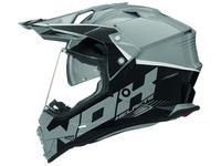 Přilba N312 Crow, NOX (šedá)