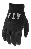 Rukavice F-16 2020, FLY RACING (černá)