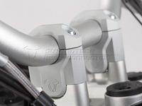 Zvýšení řídítek pro R 1200GS LC- stříbrné