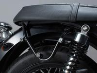 Triumph Thruxton 900 (04-) - pravý nosič SLC boční tašky LC-1 / LC-2 / Urban ABS HTA.11.509.11000