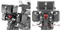 Suzuki V-Strom 1050 2020 boční nosiče kufrů KLO3117CAM
