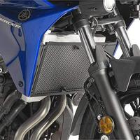 Kappa KPR 2130 kryt chladiče motoru Yamaha MT-07 700 Tracer (16-), černý lakovaný