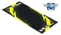 Koberec pod moto 100x160cm Hurly SUZUKI RM-Z černo/žlutý