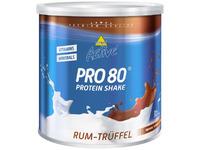 Protein ACTIVE PRO 80 / 750g rumová pralinka (Inkospor - Německo)