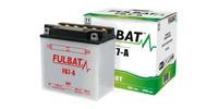 Baterie 12V, YB7-A, 8Ah, 124A, konvenční 135(145)x75x133 FULBAT(vč. balení elektrolytu)