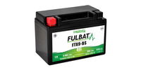 Baterie 12V, YTX9-BS GEL, 8,4Ah, 135A, bezúdržbová GEL technologie 150x87x105, FULBAT (aktivovaná ve výrobě)