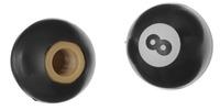 čepičky ventilků 8 Ball, OXFORD (pár)
