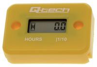 Měřič motohodin, Q-TECH (žlutý)