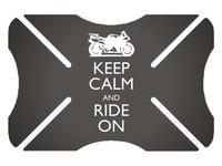 Protektor laku přilby Helmet Bumper Ride On, OXFORD