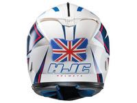 Protektor laku přilby Helmet Bumper Union Jack, OXFORD