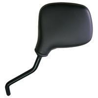 Zpětné zrcátko plastové (průměr čepu 12 mm) Q-TECH, L