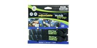 Popruhy ROK straps MD nastavitelné, OXFORD (černá/modrá/zelená, šířka 16 mm, pár)