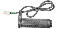 Náhradní rukojeť pravá pro vyhřívané gripy Hotgrips ATV a ATV Premium vč. koncové objímky, OXFORD