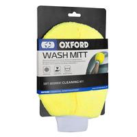 Mycí rukavice Wash Mitt, OXFORD (žlutá)