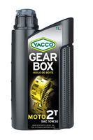 Převodový olej YACCO GEARBOX 2T - SAE 10W30, YACCO (1 l)