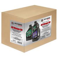 OIL CHANGE KIT + GEARBOX - ACCESS MAX 250/300/400, TOMAHAWK 250/300/400 (3L OIL)